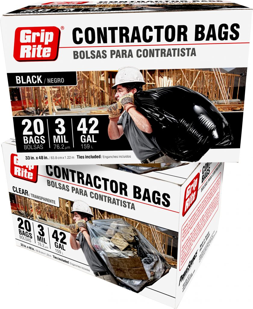 All Purpose Contractor Bags