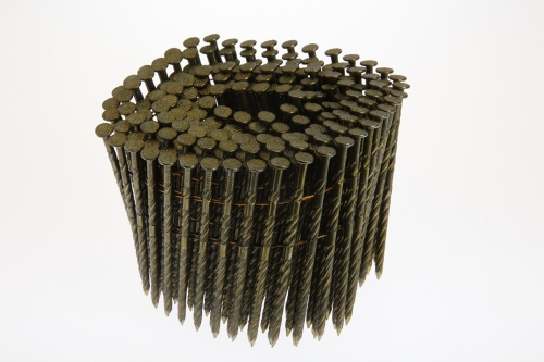 15° Wire Coil Nails