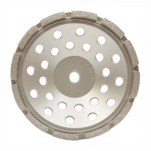 Industrial Quality Single Rowed Cup Wheels