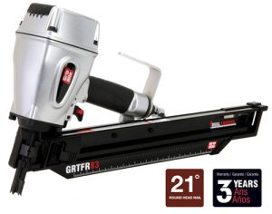 21º Plastic Strip Framing Nailer - Short Body