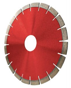Bridge Saw Patterned Blades