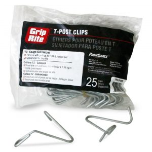 T-Post Clips