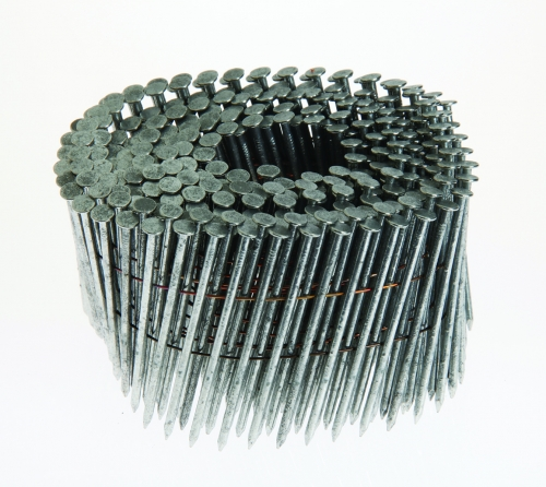 15° Wire Weld Coil Nails